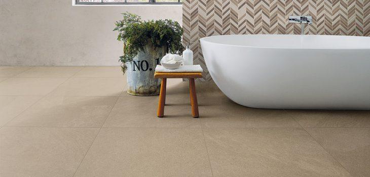 Ceramica-piastrelle-bagno_Coem_Pietra-Sabbiosa_Beige-60x60_Mosaico-Lisca-Avorio-Beige-Fango