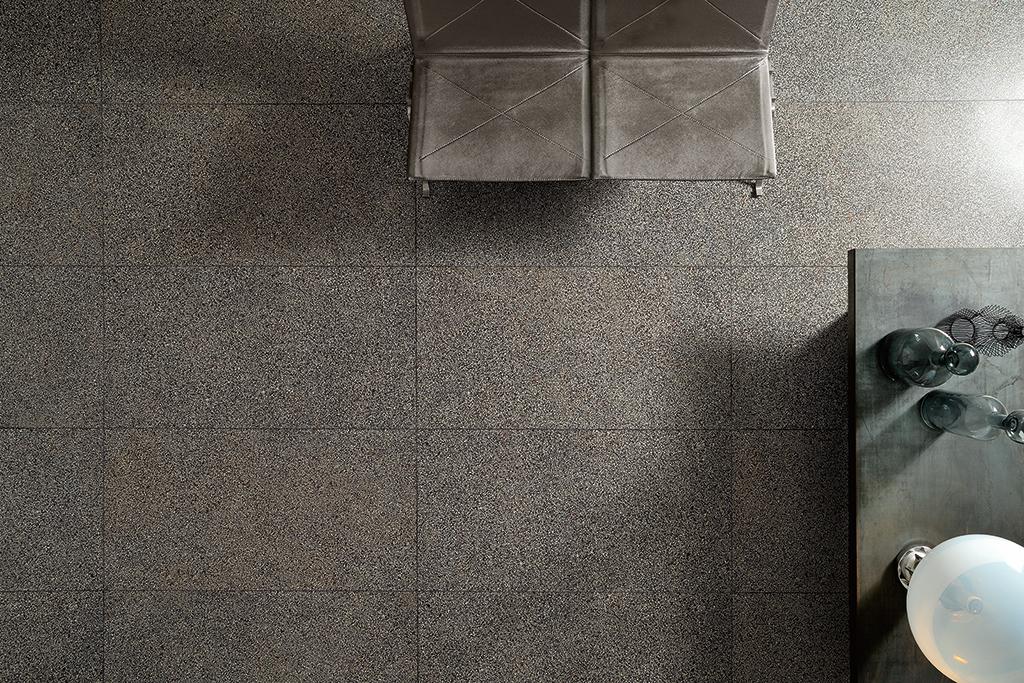 Ceramiche-Coem_Terrazzo_Bucchero-Mini-60x60_pavimenti-in-ceramica-lucida-1