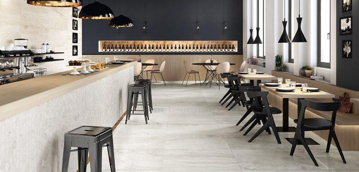 Gres-porcellanato_Ceramiche-Coem_Reverso2_White-45x90-Mosaico-Esagono-Line-45x90