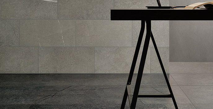 Pavimenti-rivestimenti-effetto-pietra_Ceramiche-Coem_I-Sassi_Antracite-60x120_Grigio-Scuro-30x60_Grigio-Chiaro-Linee-30x60