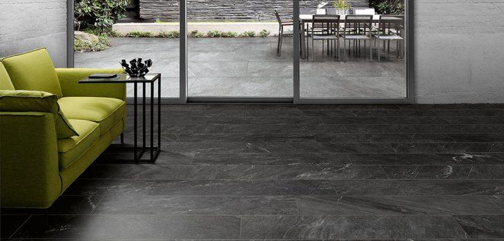 Pavimento-effetto-pietra_Ceramiche-Coem_Cardoso_Antracite-Grigio-Chiaro