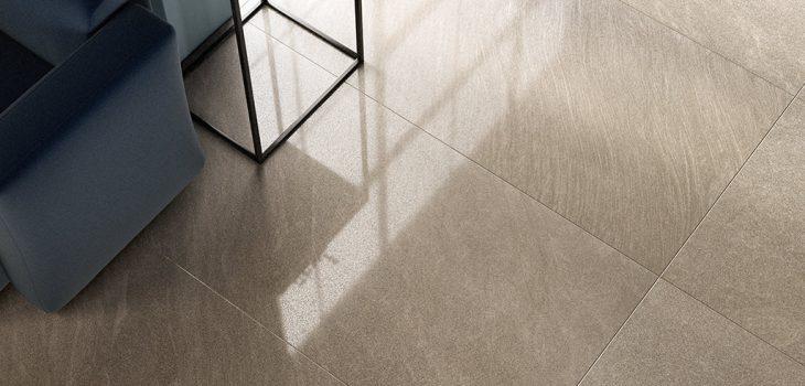 Pavimento-in-ceramica-lucida_Ceramiche-Coem_Pietra-Sabbiosa_Fango-75x150-1