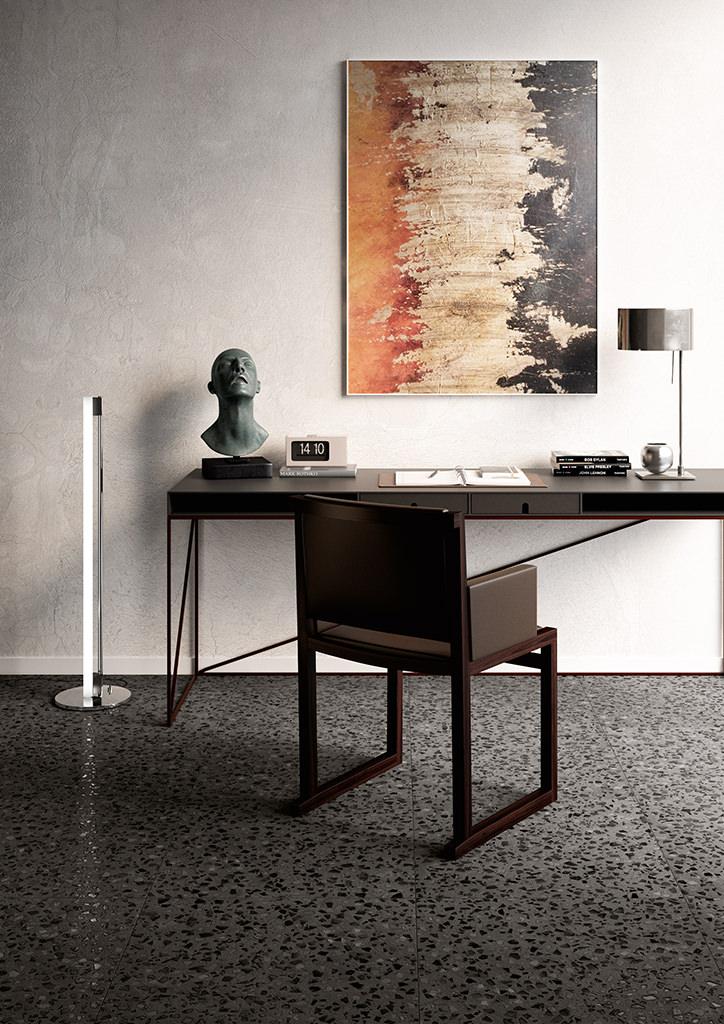 Pavimento-in-gres-porcellanato_Ceramiche-Coem_Terrazzo_Bucchero-Maxi-60x60