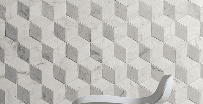Rivestimento-gres-in-mosaico_Ceramiche-Coem_Marmi-Bianchi_Cubik1