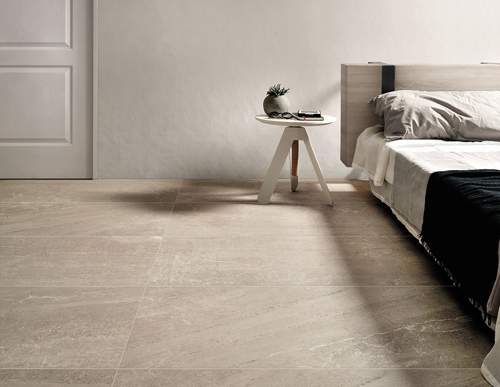 Ceramiche-Coem_Blendstone_Beige_pavimento-camera-da-letto