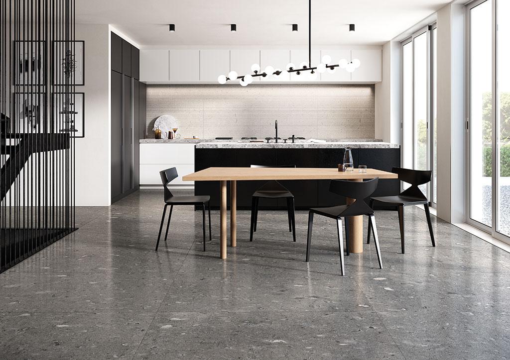 piastrelle-cucina_Ceramiche-Coem_Moon_Stone_Dark-Grey-75x1497-Lucidato-Rettificato_White-Line-30x60