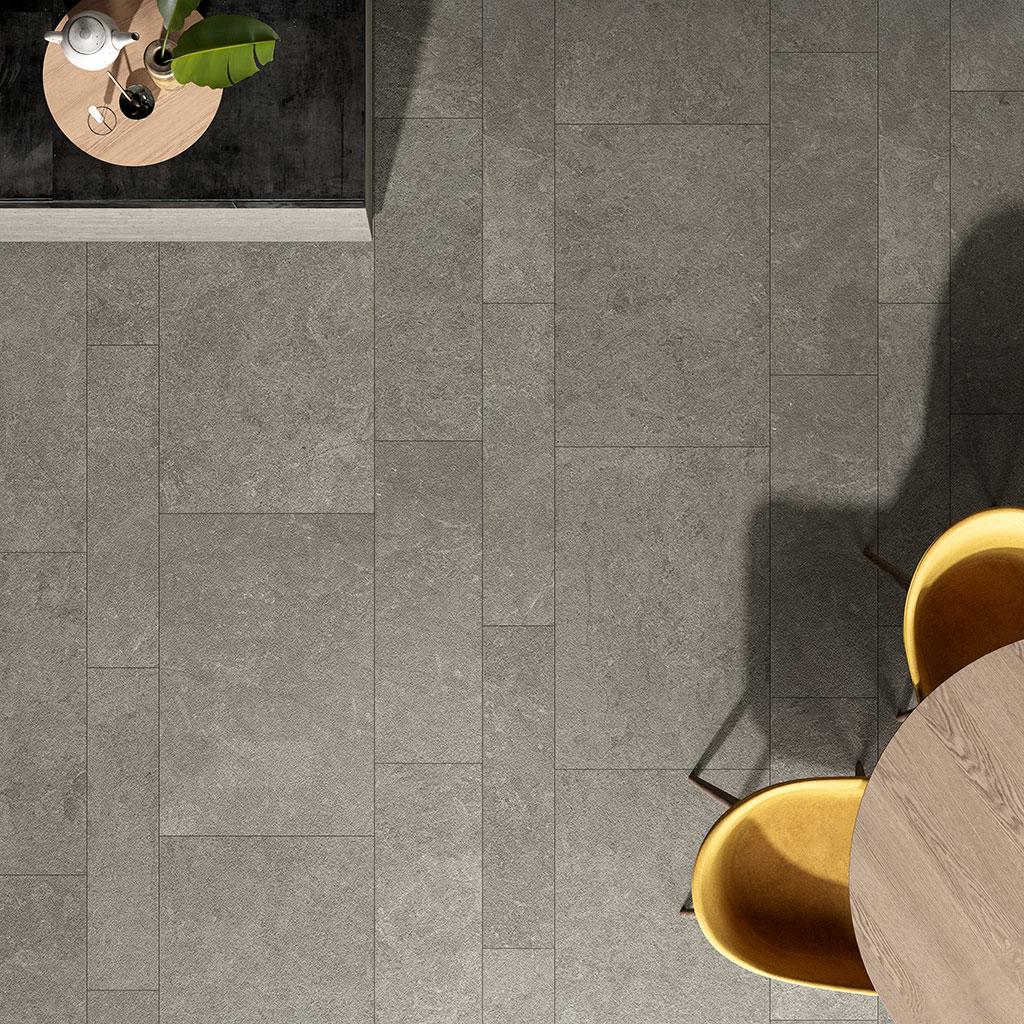 piastrelle-effetto-pietra_Ceramiche-Coem_Modica_Grigio-Scuro-Stone-60x90-30x90-20x90