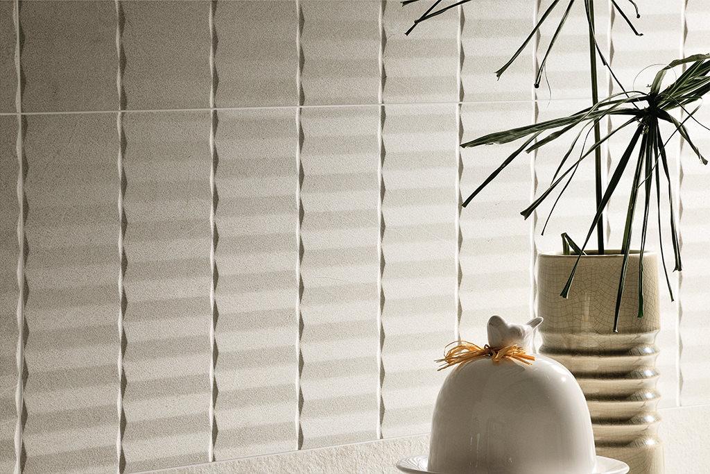 Ceramiche-Coem_I-Sassi_Bianco-Rilievi-30x60_Rivestimenti-interni